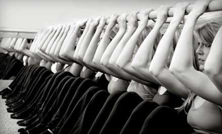 2 Pilates-Ballet Fusion Classes (a $50 value) - Pure Barre in Costa Mesa