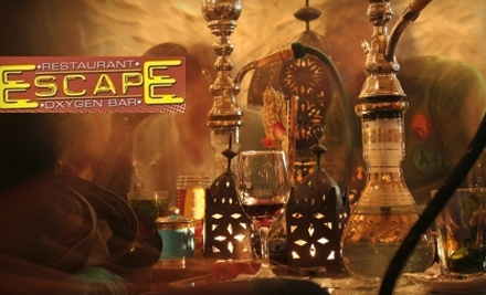 $20 Groupon to Escape Oxygen Bar - Escape Oxygen Bar in Greenville