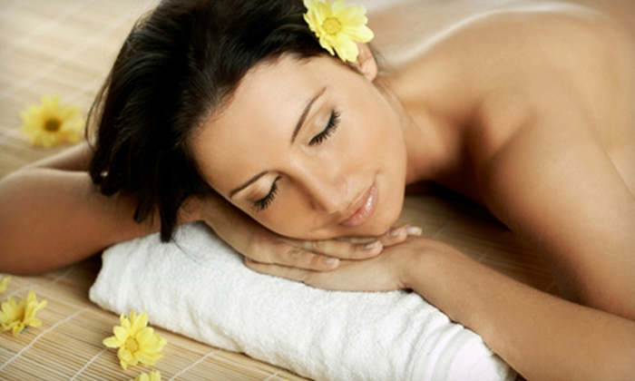 Namaste' Salon and Spa - Pompano Beach Air Park: $79 for Choice of Two Spa and Salon Services at Namaste' Salon and Spa in Pompano Beach (Up to $180 Value)