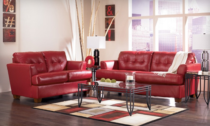 Furnish 123 - Multiple Locations: Furniture at Furnish 123 (Up to 76% Off). Two Options Available.