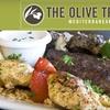 $9 for Mediterranean Fare at The Olive Tree in Hilliard