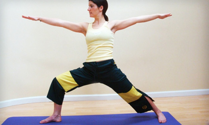 Absolute Yoga - Woodbury: 10 or 15 Classes at Absolute Yoga in Woodbury (Up to 63% Off)