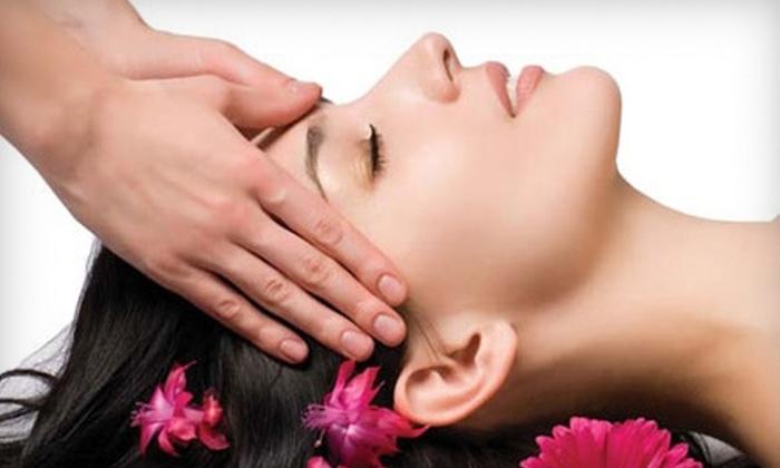 Escapar Massage - Washington Park: $49 for an 80-Minute Massage, Plus a $20 Gift Card Toward Your Next Visit at Escapar Massage