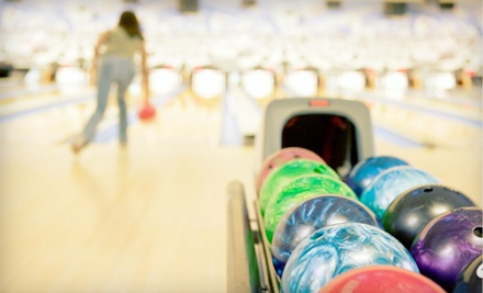 Bowling Outing for 2 - Regal Lanes in Warren