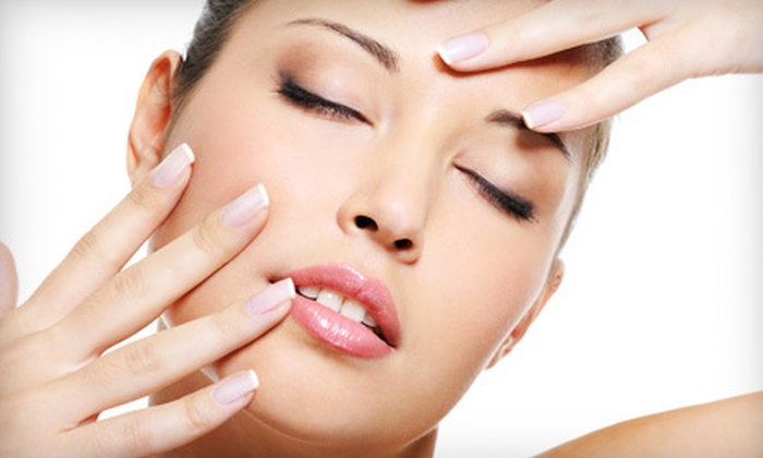 Oregon Beauty - South Philadelphia: Paraffin Manicure with Express or Spa Pedicure at Oregon Beauty (53% Off)