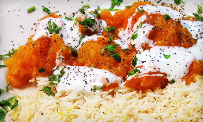 The Afghan Grill - Woodley Park: $15 for $30 Worth of Afghan Cuisine at The Afghan Grill