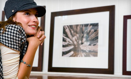 $110 Groupon to PDR Picture Frames & Gallery - PDR Picture Frames & Gallery in Waterloo