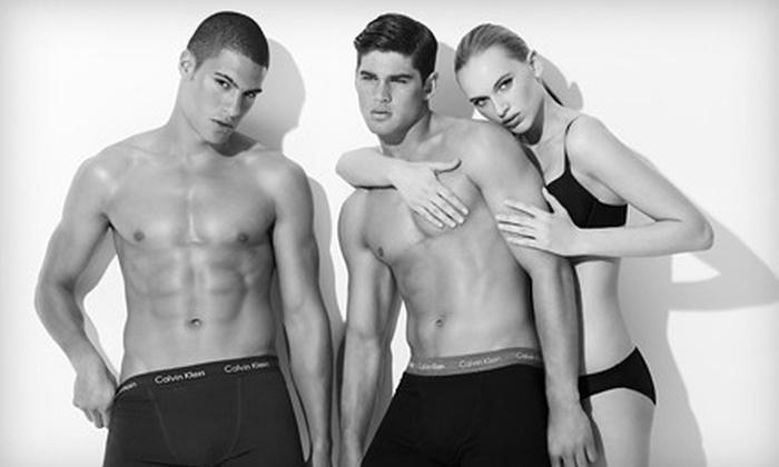 Calvin Klein Underwear - Washington: $30 for $60 Worth of Men's and Women's Underwear and Sleepwear at Calvin Klein Underwear