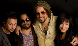 Rusted Root: Rusted Root on October 18 at 8 p.m.