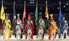 Medieval Times - Schaumburg: $39 for a Tournament Outing with Four-Course Dinner on March 1 or 2 at Medieval Times in Schaumburg (Up to $67.60 Value)