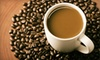 Short North Coffe House - Short North: 10 Café Beverages or $5 for $10 Worth of Coffee and Café Fare at Travonna Coffee House