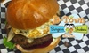 B-Town Burgers - Burien: $7 for $15 Worth of Burgers, Shakes, and More at B-Town Burgers in Burien