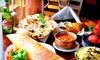 Half Off at Kothur Indian Cuisine