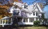 The Catskills B & B - Bellevue: Bed-and-Breakfast Packages at The Catskills B & B in Stamford (Up to 60% Off). Three Options Available.