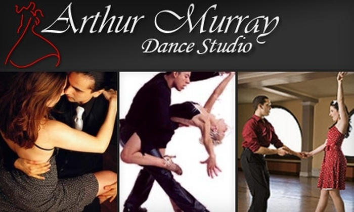 Arthur Murray Dance Studio - Multiple Locations: $19 for Two Private Dance Lessons at Arthur Murray Dance Studio ($85 Value). Choose From 2 Locations.