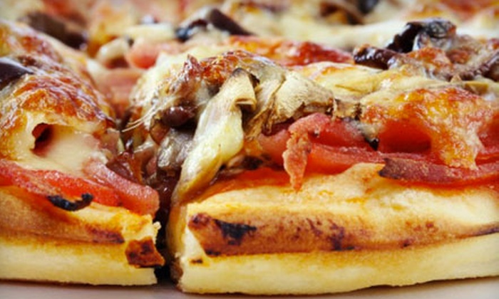 Sal's Pizza - Roosevelt Gardens Area: Italian Fare for Lunch or Dinner at Sal's Pizza in Norfolk