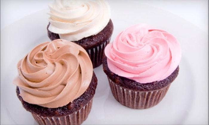 Mrs. A's Cupcakes & Cookies - Skokie: $5 for $15 Worth of Fresh-Baked Treats and Gourmet Desserts at Mrs. A's Cupcakes & Cookies in Park Ridge