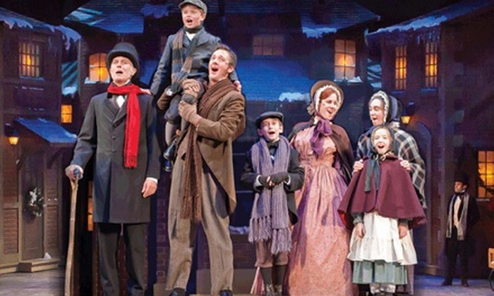 """A Christmas Carol"" - Worcester: Two Tickets to ""A Christmas Carol"" at The Hanover Theatre for the Performing Arts (Half Off). Eight Options Available."