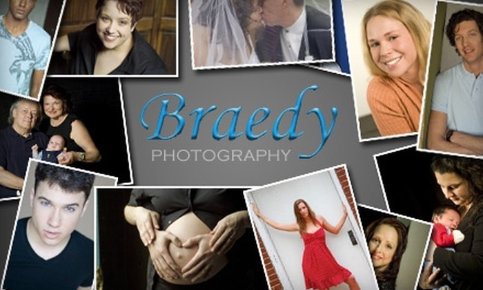 Braedy Photography - St. Clair - Superior: $65 for a Photo Shoot, Professional Stylist, and Three 8x10 Pictures at Braedy Photography