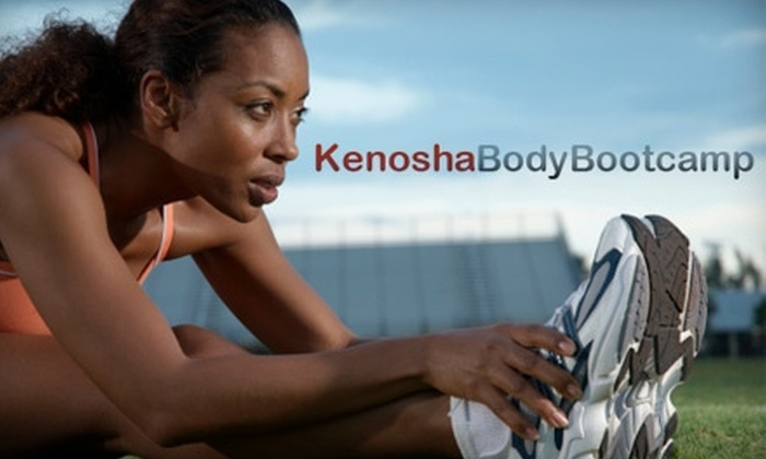 Kenosha Body Boot Camp - Kenosha: $55 for a One-Month Membership to Kenosha Body Boot Camp in Kenosha ($117 Value)