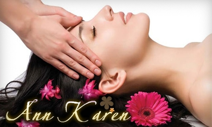 Ann Karen Day Spa - Arcadia: $99 for Signature Experience Massage at Ann Karen Day Spa ($198 Value)