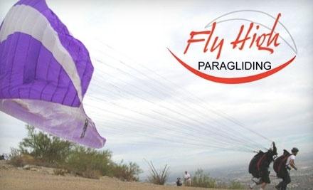 Fly High Paragliding - Fly High Paragliding in Phoenix