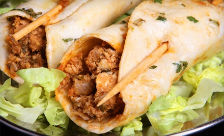 $15 Groupon to Spicy Bites Indian Cafe - Spicy Bites Indian Cafe in Vernon Hills