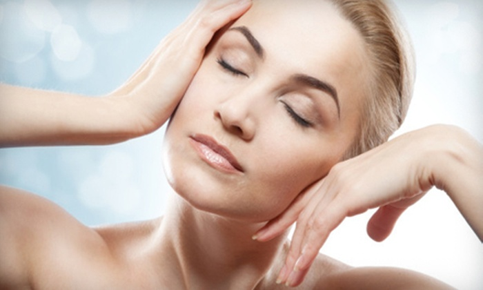 Advanced Dermatology and Cosmetic Surgery  - Multiple Locations: One or Four Obagi Blue Peel Radiance Treatments at Advanced Dermatology and Cosmetic Surgery