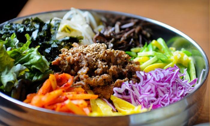 Dasonii Korean Bistro - Gayly: $15 for $30 Worth of Korean Cuisine at Dasonii Korean Bistro