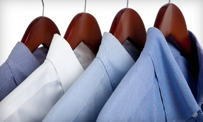 Pete's Cleaners - East Harlem: $40 for $100 Worth of Dry-Cleaning Services Including Pickup and Delivery from Pete's Cleaners
