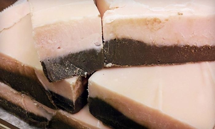 Deliciously Different Fudge - Canal Fulton: $5 for One Pound of Fudge at Deliciously Different Fudge in Canal Fulton