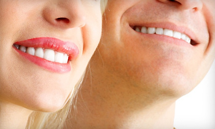 Image Dentistry - Shawnee Mission: Dental Exam with Cleaning and X-rays or Exam with Teeth Whitening at Image Dentistry in Overland Park (Up to 79% Off)