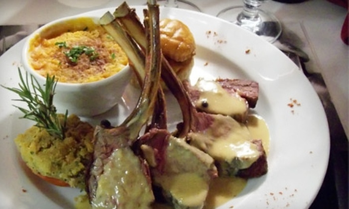 Cafe Massilia - Monrovia: $15 for $30 Worth of French Cuisine and Drinks at Cafe Massilia in Monrovia