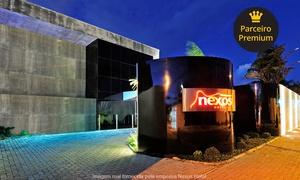 Nexos Hotel: Nexos Hotel – Jaboatão dos Guararapes: 6h, com almoço ou jantar, nas suítes Nexos, Master ou Premium