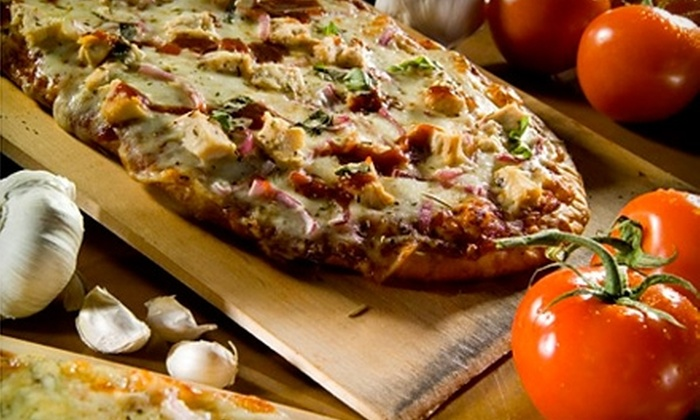 Pizza Fusion - Multiple Locations: $10 for $20 Worth of Pizza and American Fare at Pizza Fusion. Choose from Two Locations.