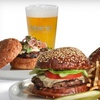 $10 for Burgers and Drinks at Blanc