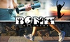 BONA Fitness - Briarforest: $39 for a One-Month Membership and Four Wellness Sessions at B.O.N.A. Fitness (Up to $317.95 Value)
