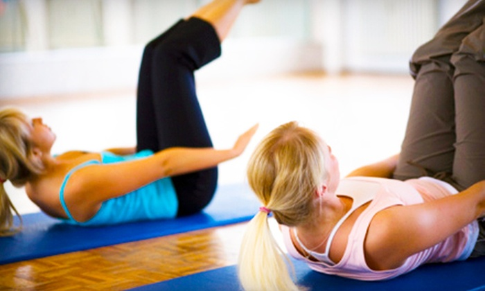Dance Fusion - Richfield: Eight Adult Pilates-Mat Classes or Eight Children's Dance Classes at Dance Fusion in Richfield