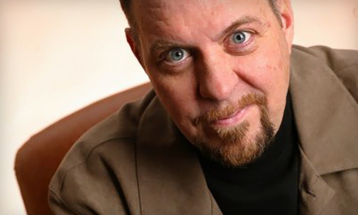 """""""How to Become President and Save the World"""" Featuring Jim McCue - Downtown Manchester: $13 for Comedy Night to See Jim McCue at Headliners Comedy Club in Manchester on January 6 (Up to $27.37 Value)"""