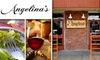 Angelina's - North Admiral: $15 for $30 Worth of Italian Fare and Drinks at Angelina's