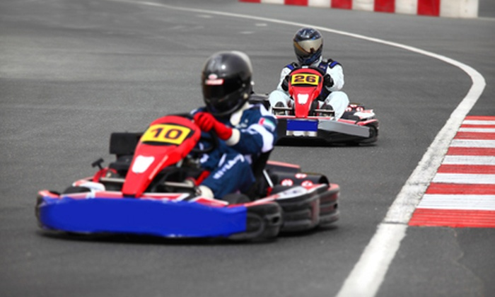 Karters Korner - Stittsville - Richmond: Go-Kart Racing and Mini-Golf Packages at Karters Korner in Stittsville (Up to 59% Off). Two Options Available.
