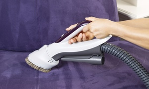 Crisp N Clean Laundry: Steam or Foam Cleaning for Sofa of Up to Four Seaters with Crisp N Clean Laundry (Up to 48% Off)