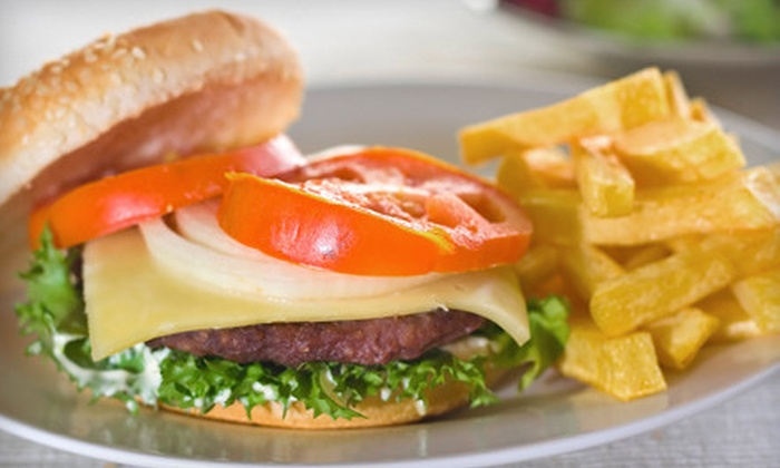 Cafe USA - Sapulpa: $7 for $14 Worth of Classic American Food at Cafe USA