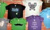 GMV Tees, L.L.C.: $8 for $16 Worth of T-Shirts, Posters, and More from GMV Tees