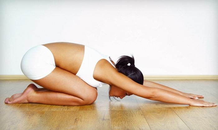 Asali Yoga - Harlem: 5, 10, or 20 Yoga or Pilates Classes at Asali Yoga in Harlem (Up to 70% Off)
