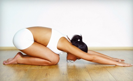 5 Yoga or Pilates Mat Classes (an $85 value) - Asali Yoga in Harlem