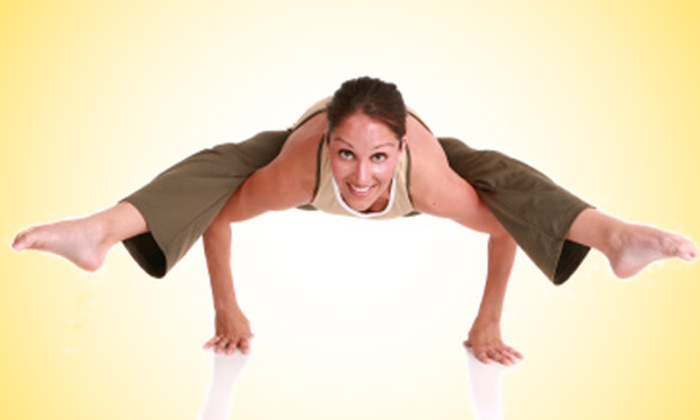 AM/PM Yoga Source - Phoenix: $22 for Three Yoga Classes at AM/PM Yoga Source in Phoenix ($45 Value)