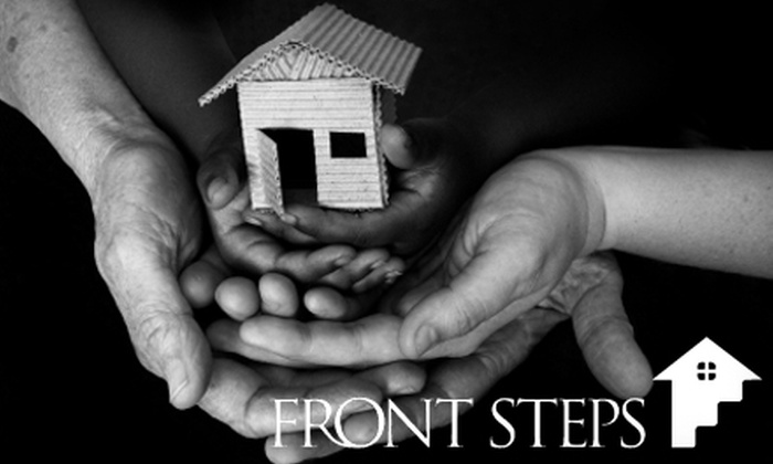 Front Steps: Donate $10 to Help Front Steps Provide Bus Passes for Austinites Experiencing Homelessness