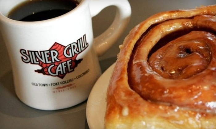 Silver Grill Cafe - Downtown Fort Collins: $10 for $20 Worth of Home-Style Fare at Silver Grill Cafe in Fort Collins