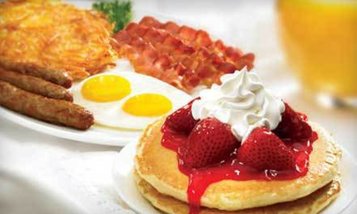 IHOP - Multiple Locations: $7 for $15 Worth of Breakfast and Diner Fare at IHOP. Eight Locations Available.